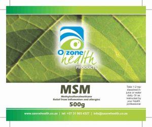 Ozone Health MSM