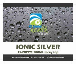 Ionic Silver Spray 100ml