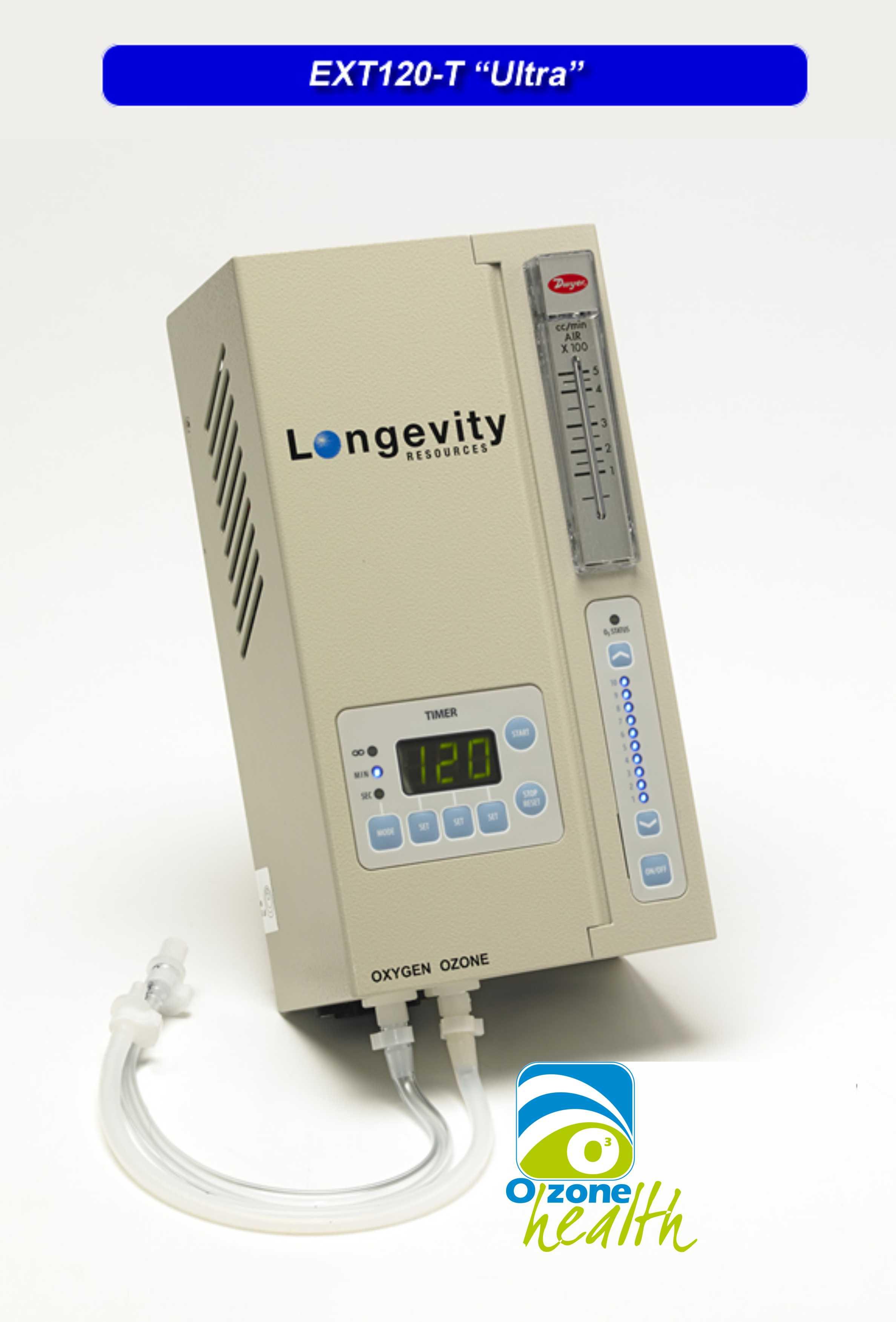 EXT120T Ultra ext120 Ozone Generators – Medical Ozone – EXT120T ULTRA EXT120T Ultra 2