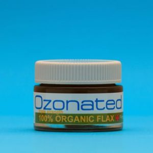 ozonated oil Ozonated Oil 30ml – Organic Flax – Skin Care Skin Care 30ml Flax 300x300
