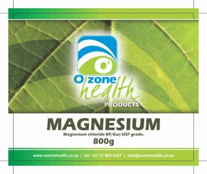 Magnesium - Magnesium Chloride crystals 500g  Medical Shop Magnesium 300x252