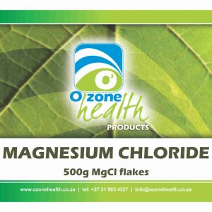 Magnesium for oral and topical use