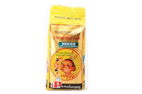 Passalacqua MEKICO Coffee - 1kg beans [object object] Medical Shop Mekico blend 1kg