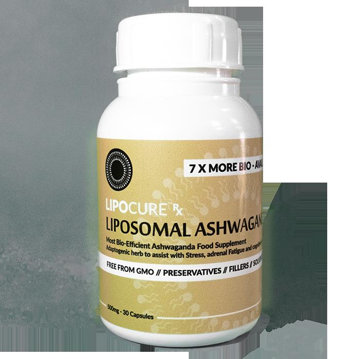 Liposomal Ashawagandha [object object] Medical Shop lipocure Ashawagandha